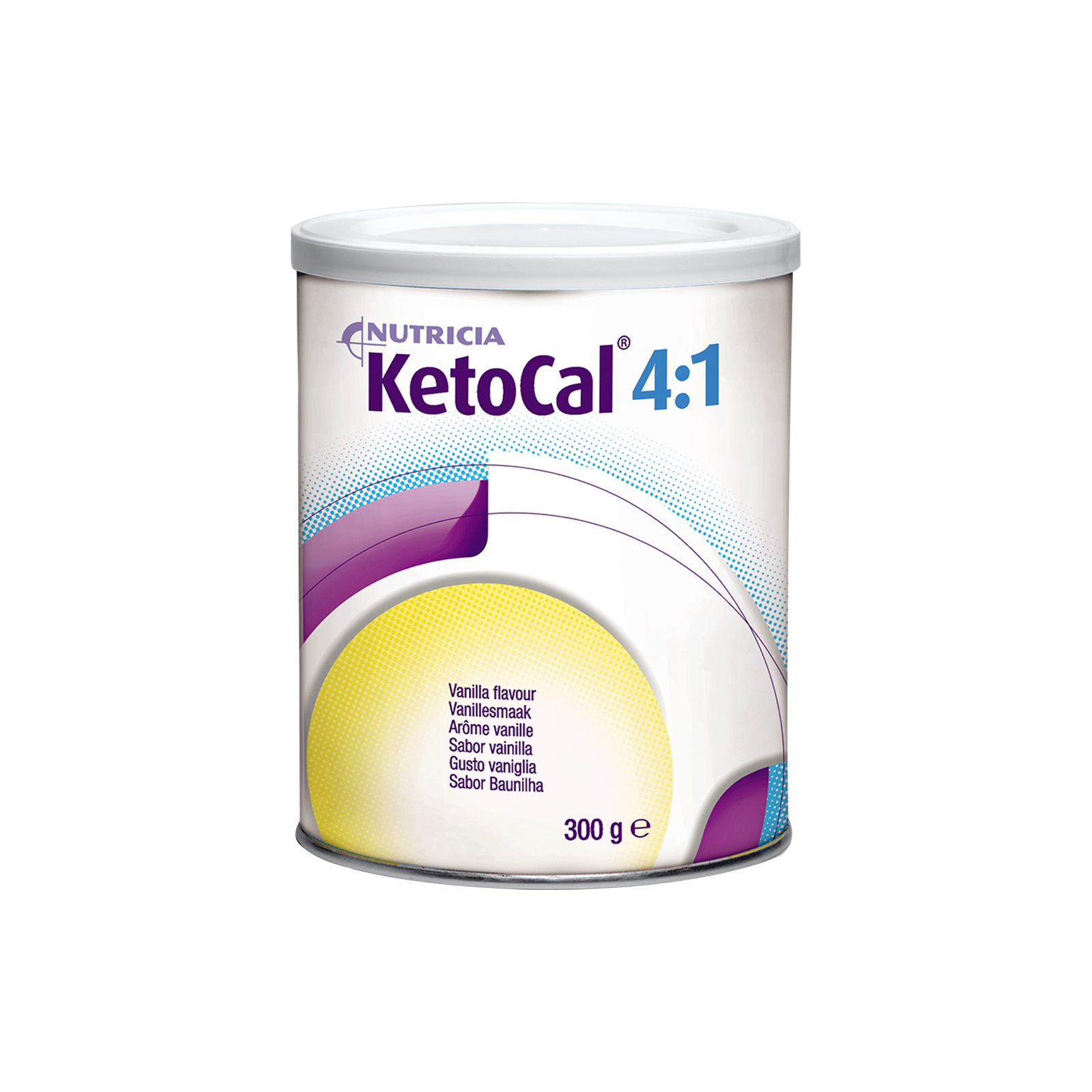Ketocal 4:1 Vaniglia Barattolo da 300 g | Nutricia