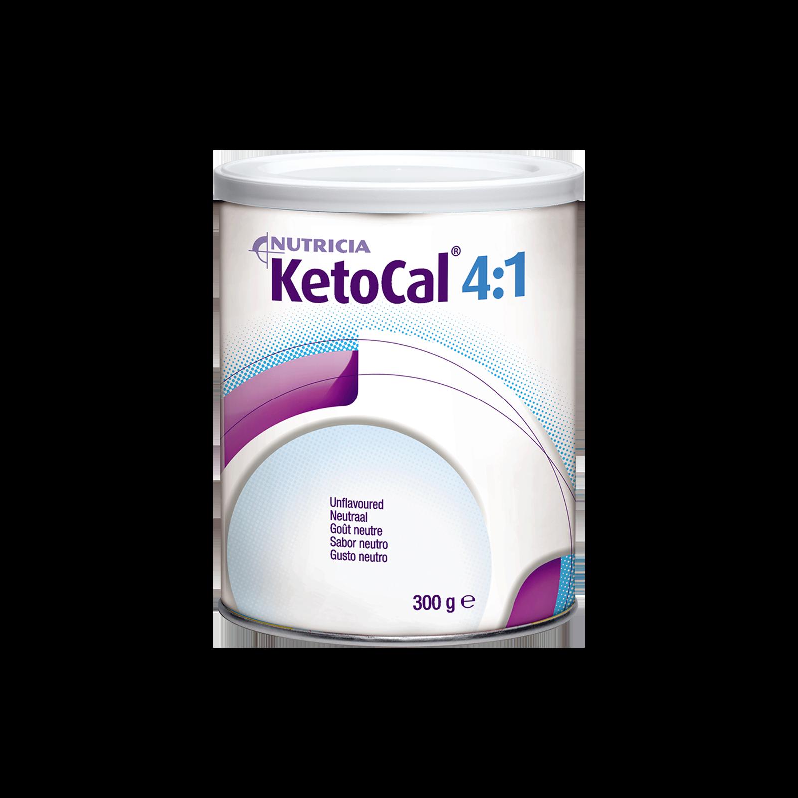 Ketocal 4:1 Neutro Barattolo da 300 g | Nutricia