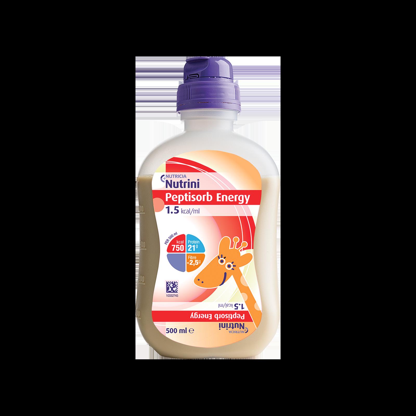 Nutrini Peptisorb Energy Pack da 500 ml | Nutricia