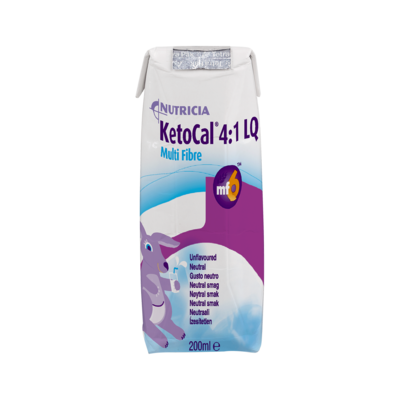 Ketocal 4:1 LQ Multi Fibre Neutro 1 scatola