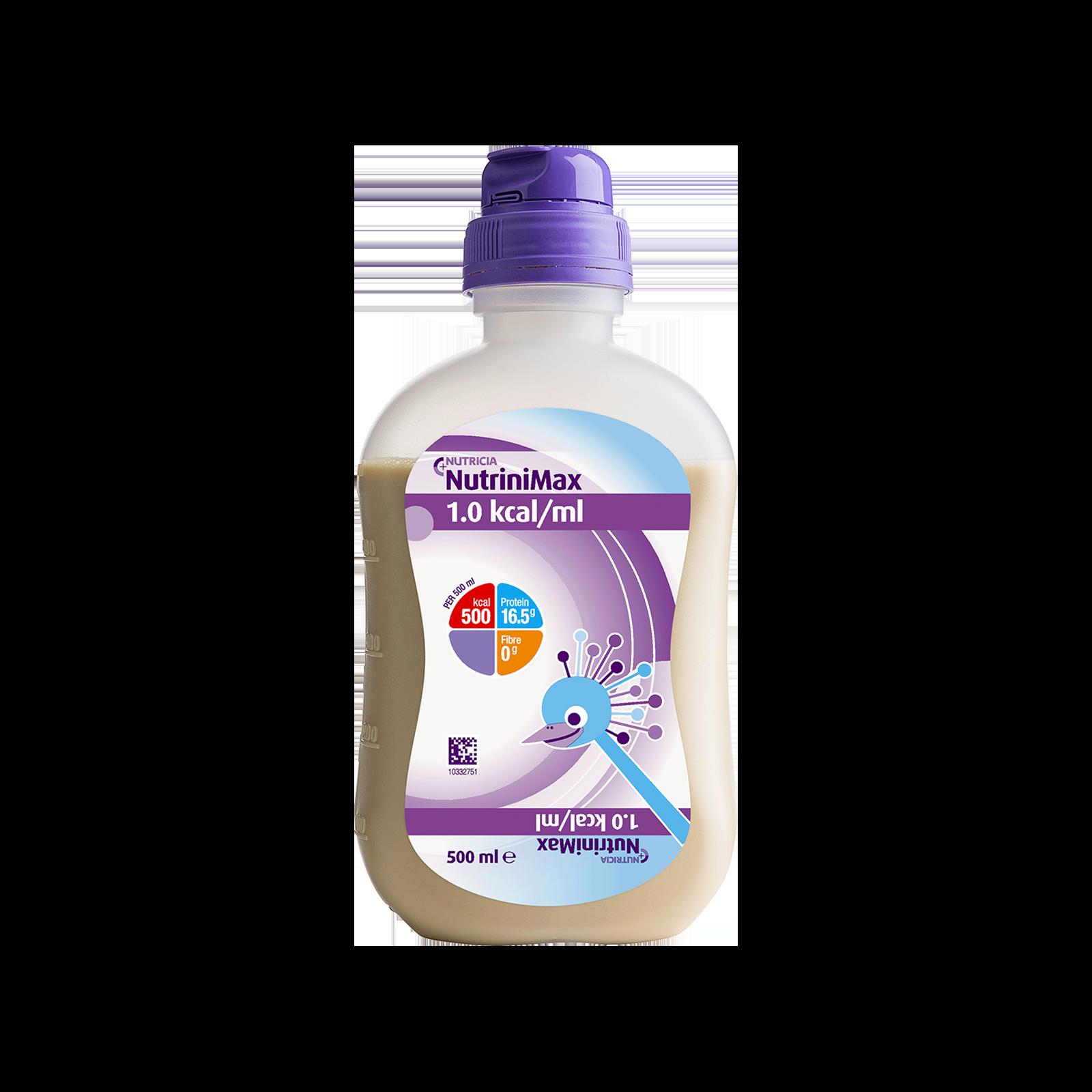NutriniMax Bottiglia Collassabile da 500 ml | Nutricia