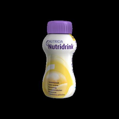 Nutridrink Banana 4 BOTTIGLIETTE