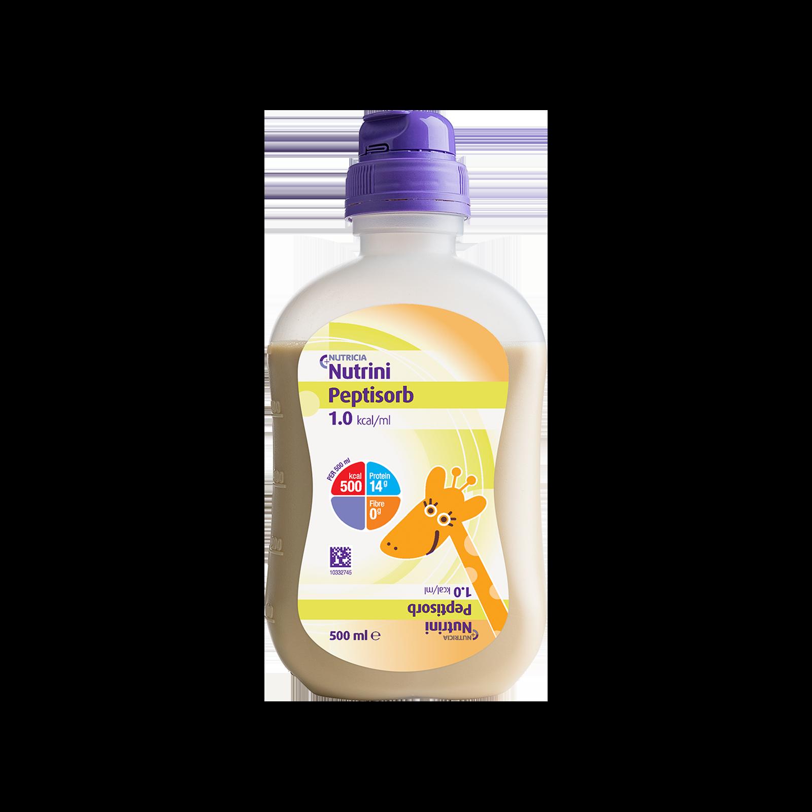Nutrini Peptisorb Pack da 500 ml | Nutricia