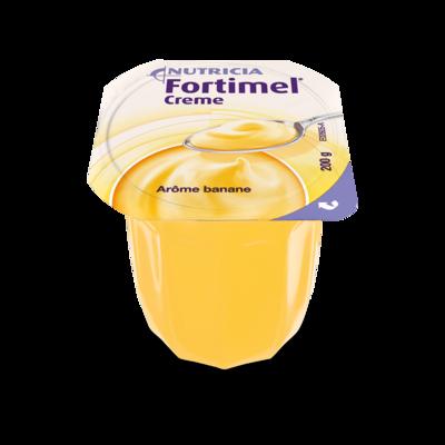 Fortimel Creme banana 16 vasetti