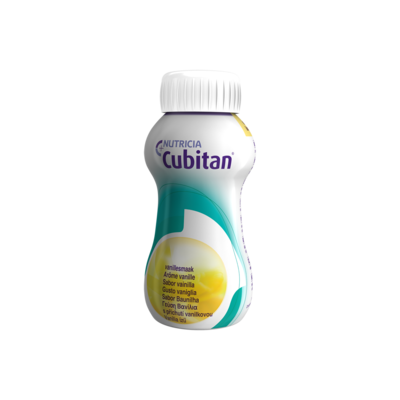 Cubitan vaniglia 4 bottiglie