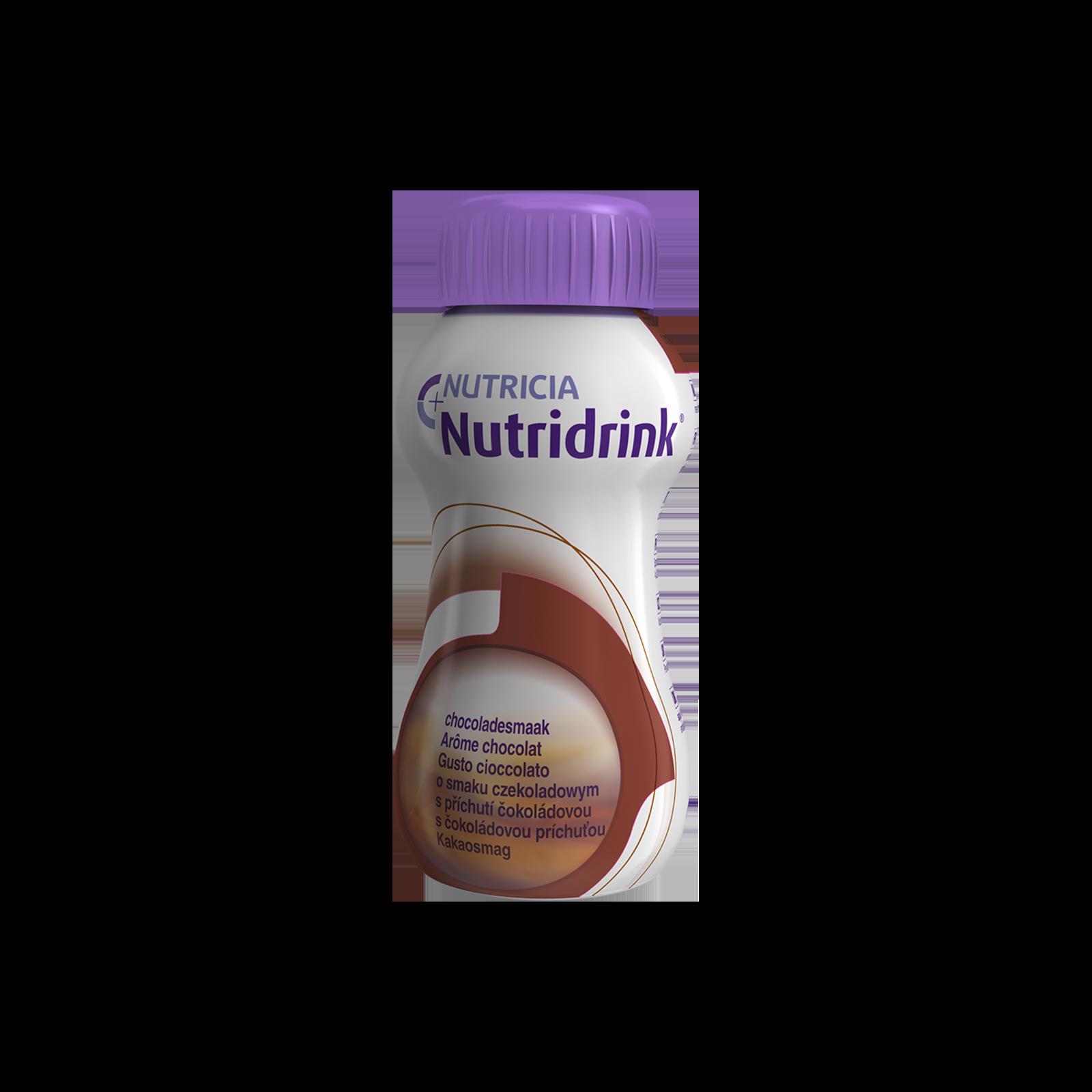 Nutridrink Cioccolato 24x Confezione 200 ml | Nutricia
