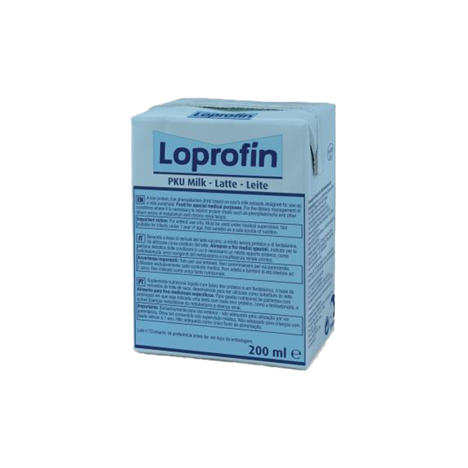 Loprofin Drink 1x Confezione 200 ml | Nutricia