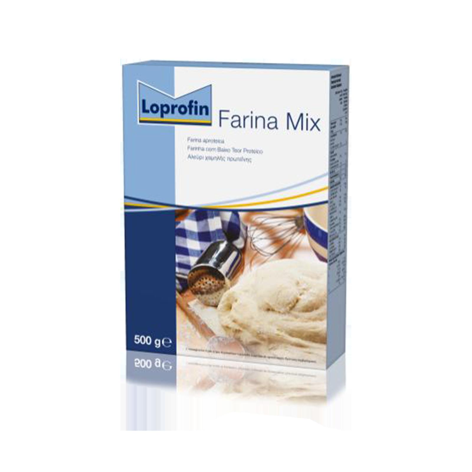 Loprofin Farina scatola da 500g | Nutricia