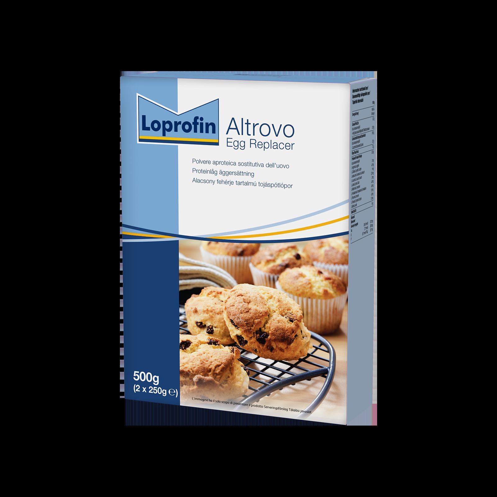 Loprofin Altrovo scatola da 500g | Nutricia