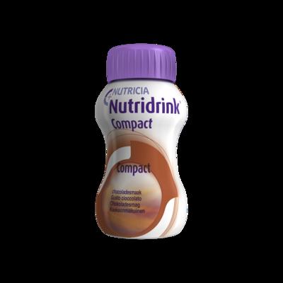 Nutridrink Compact cioccolato 4 bottiglie
