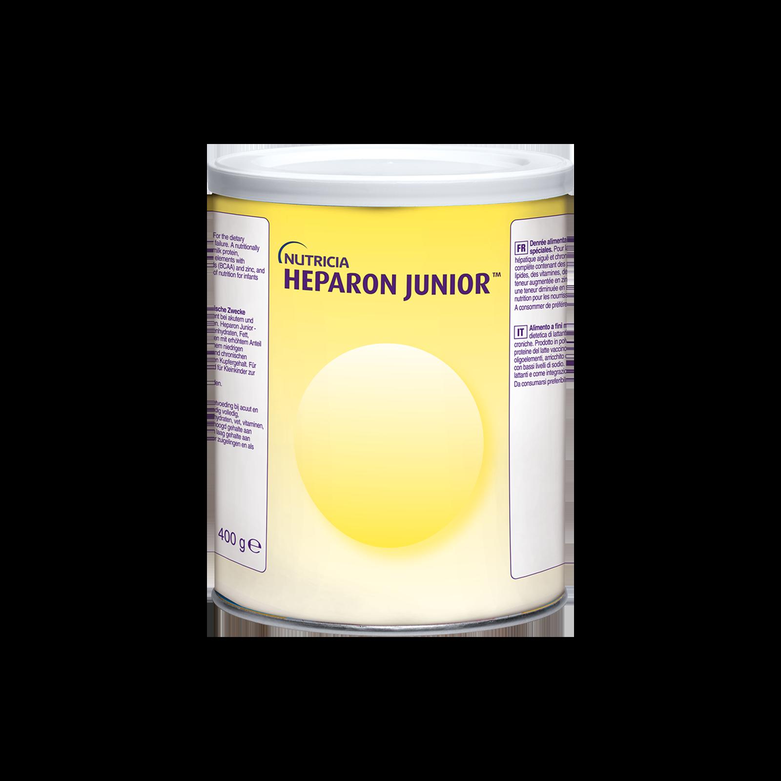 Heparon Junior 1 barattolo da 400 g | Nutricia
