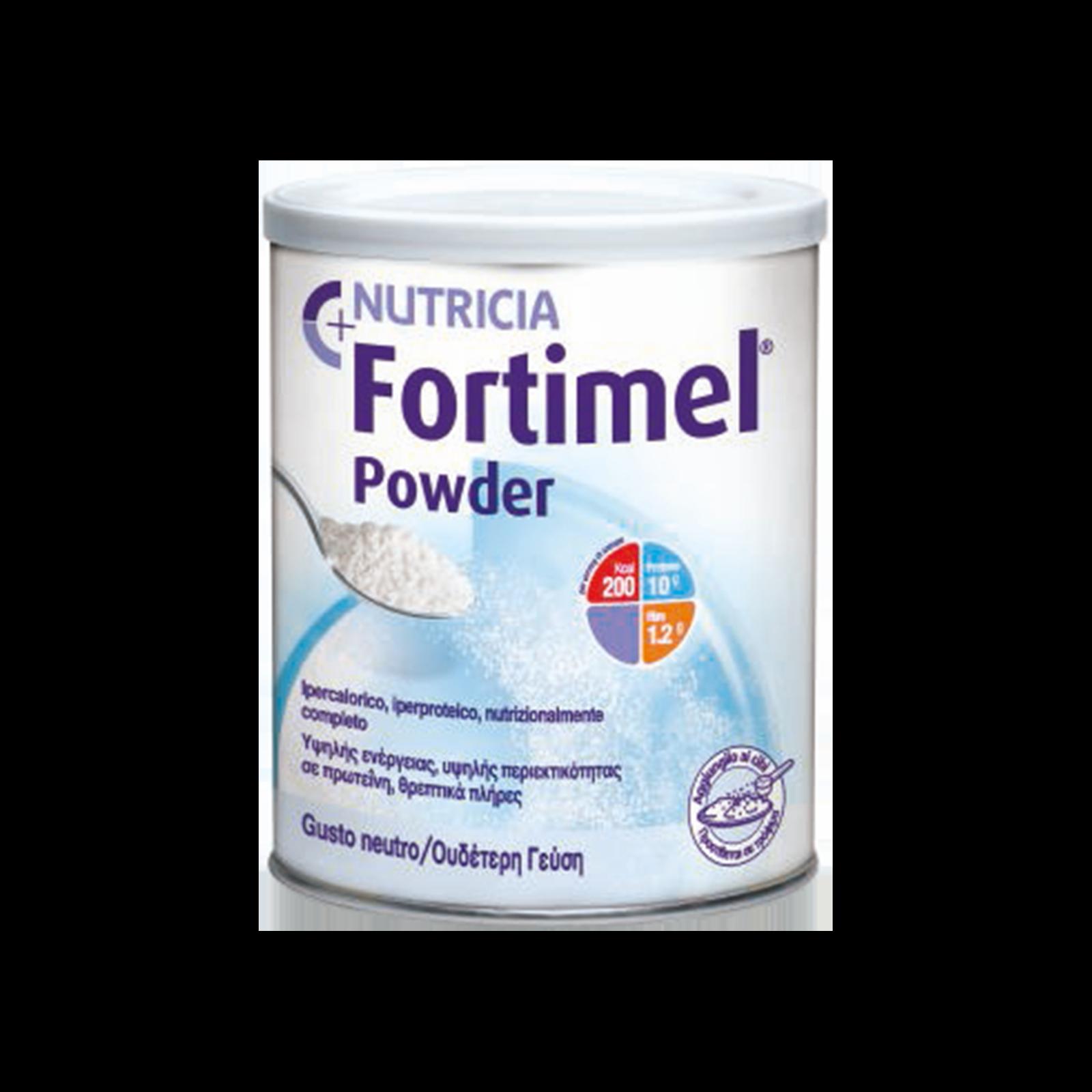 Fortimel Powder Neutro 12x Barattolo 335 g | Nutricia