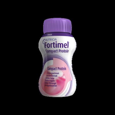 Fortimel Compact Fragola 4 confezioni