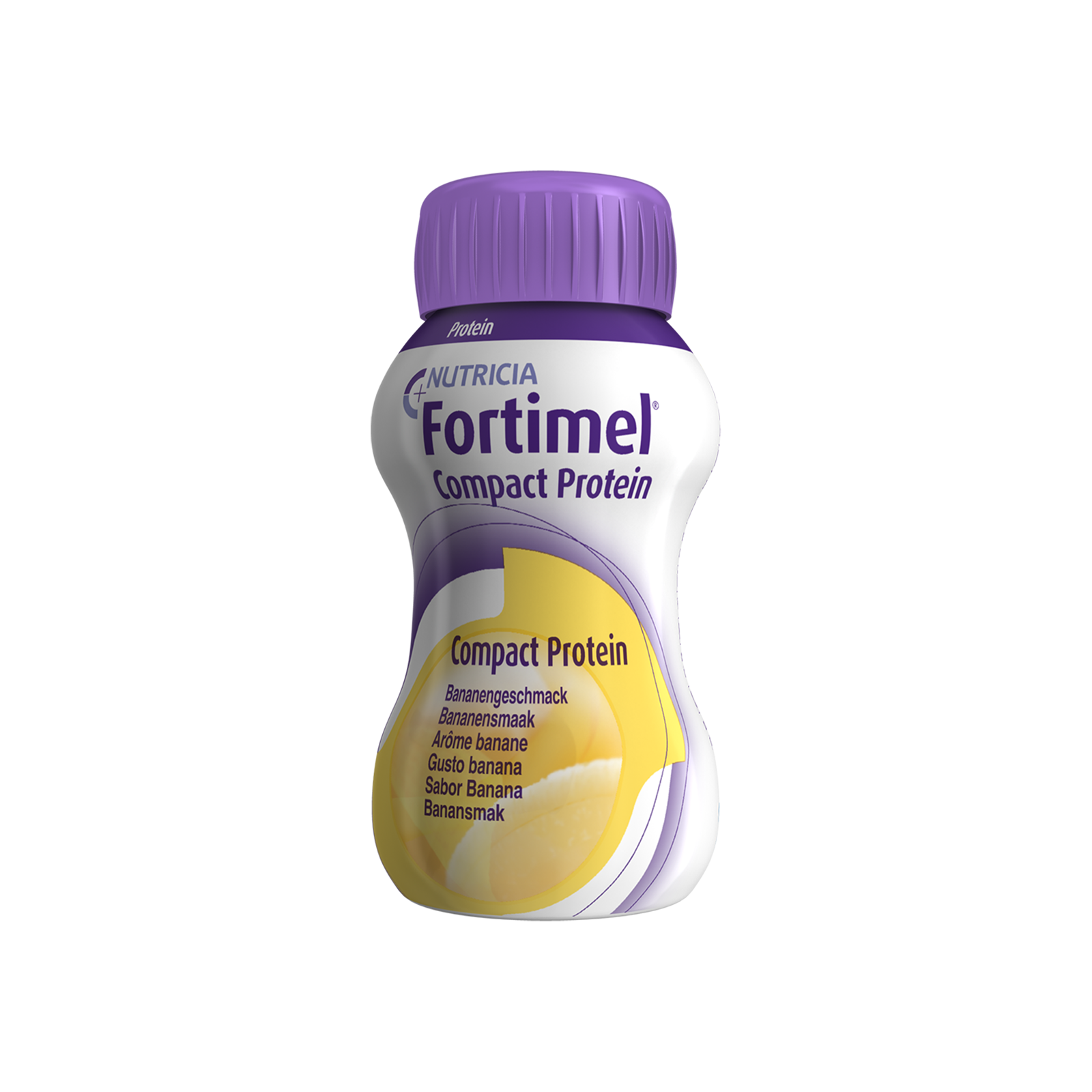 Fortimel Compact Banana 24x Confezione 125 ml | Nutricia