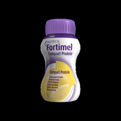 Fortimel Compact Banana 4 BOTTIGLIETTE
