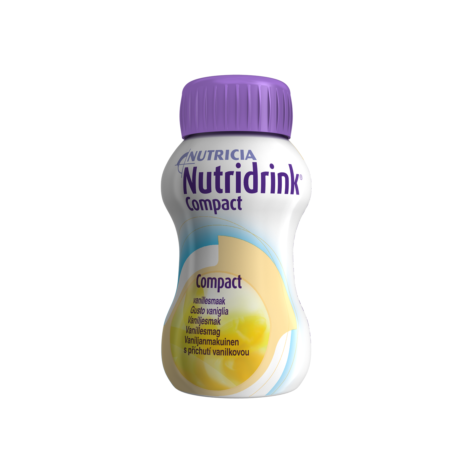 Nutridrink Compact vaniglia 4x Bottiglia 125 ml | Nutricia