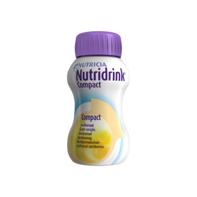 Nutridrink Compact vaniglia 4 bottiglie