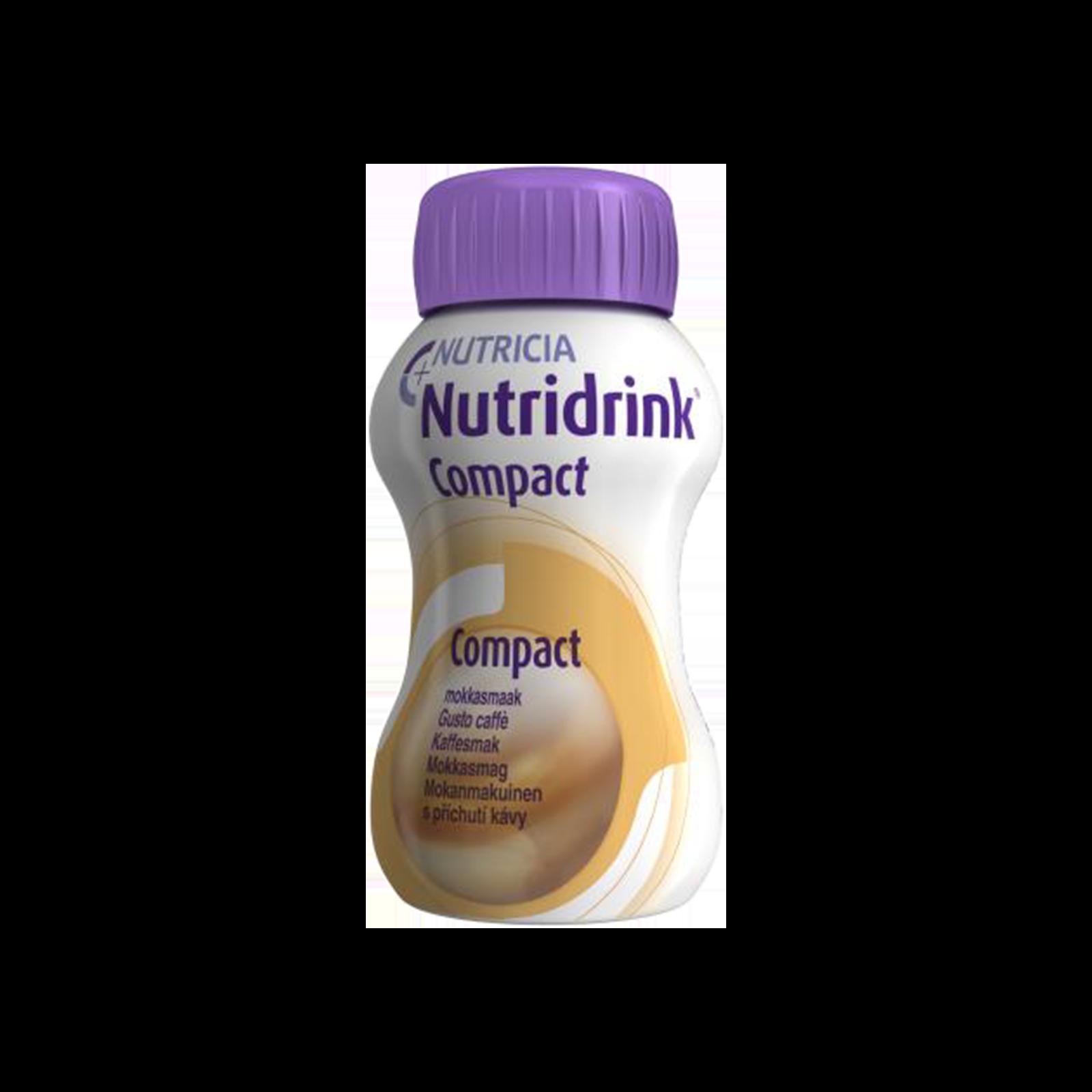 Nutridrink Compact caffè 48x Bottiglia 125 ml | Nutricia