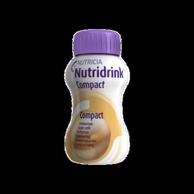 Nutridrink Compact caffè 4 BOTTIGLIETTE