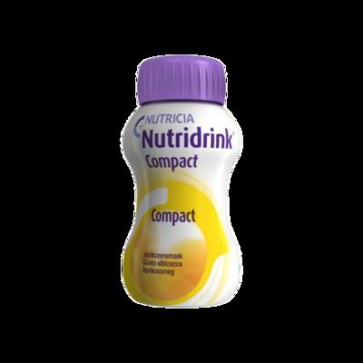Nutridrink Compact albicocca 4 bottiglie