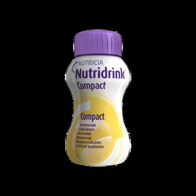 Nutridrink Compact banana 4 BOTTIGLIETTE