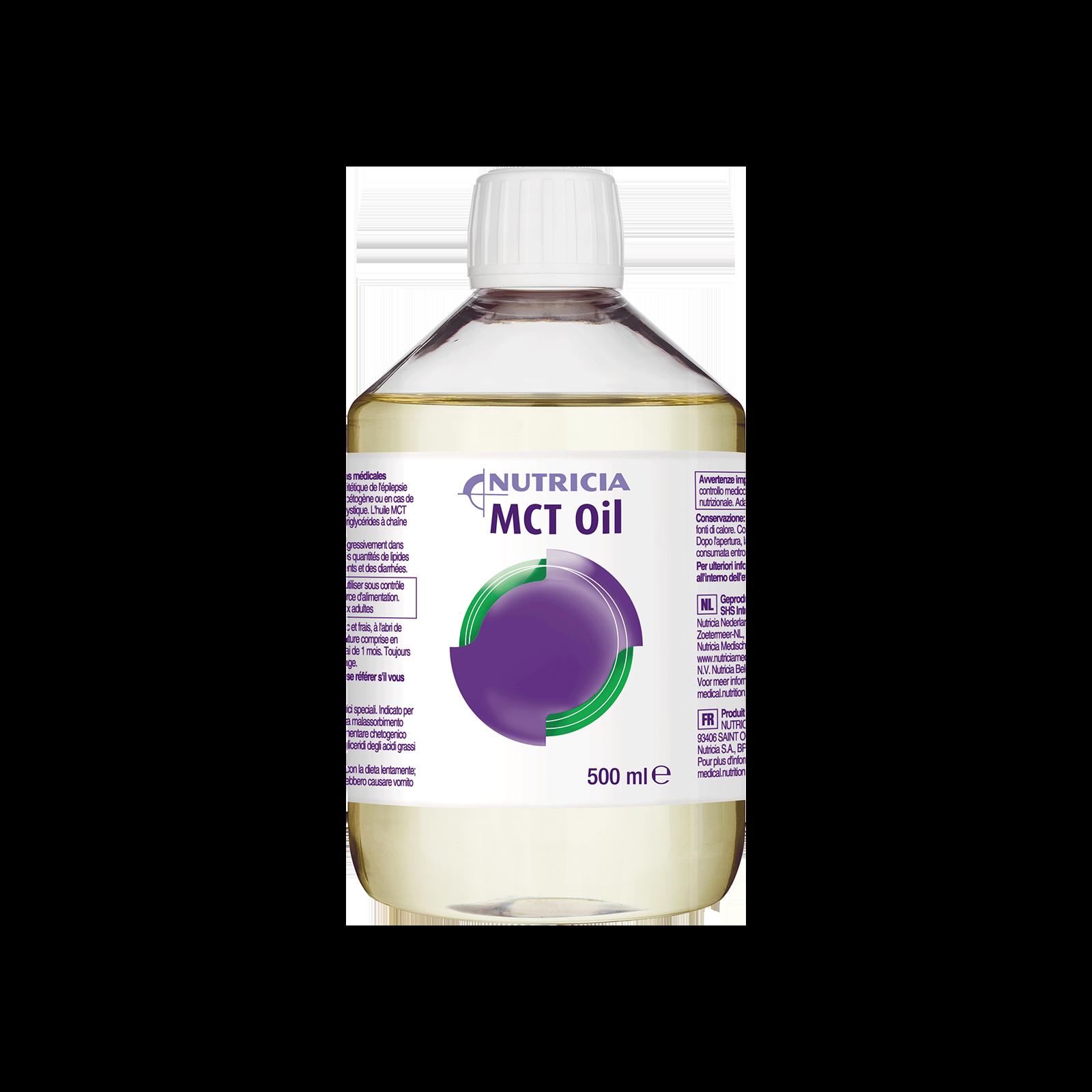 MCT Oil Bottiglia da 500 ml | Nutricia
