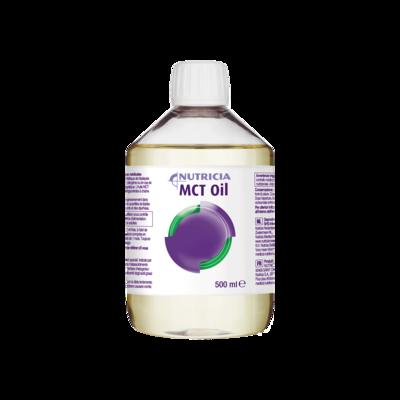 MCT Oil bottiglie