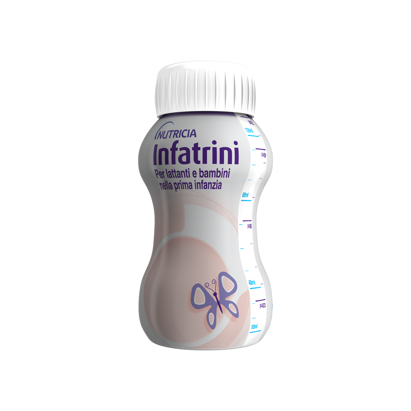 Infatrini gusto neutro 192x Bottiglietta 125 ml | Nutricia