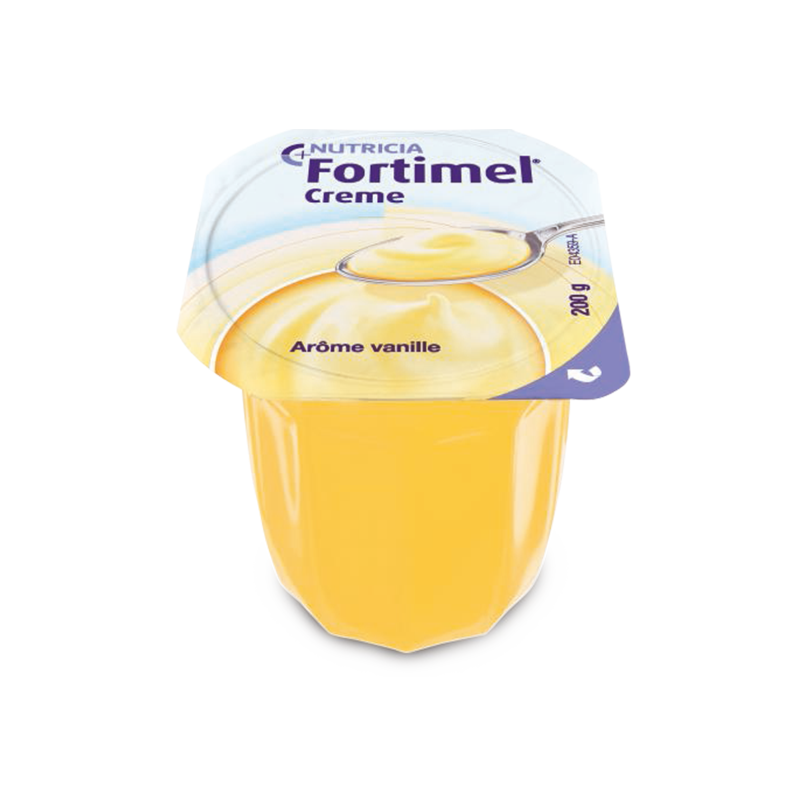 Fortimel Creme vaniglia 4x Vasetto 125 g | Nutricia