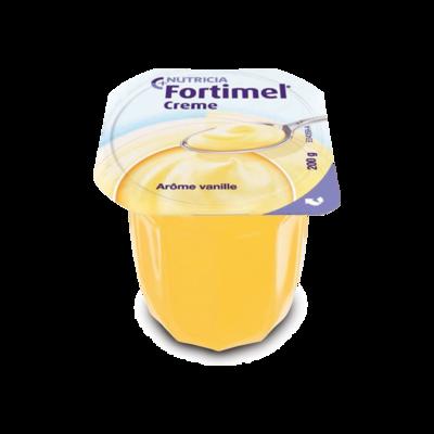 Fortimel Creme vaniglia 4 vasetti