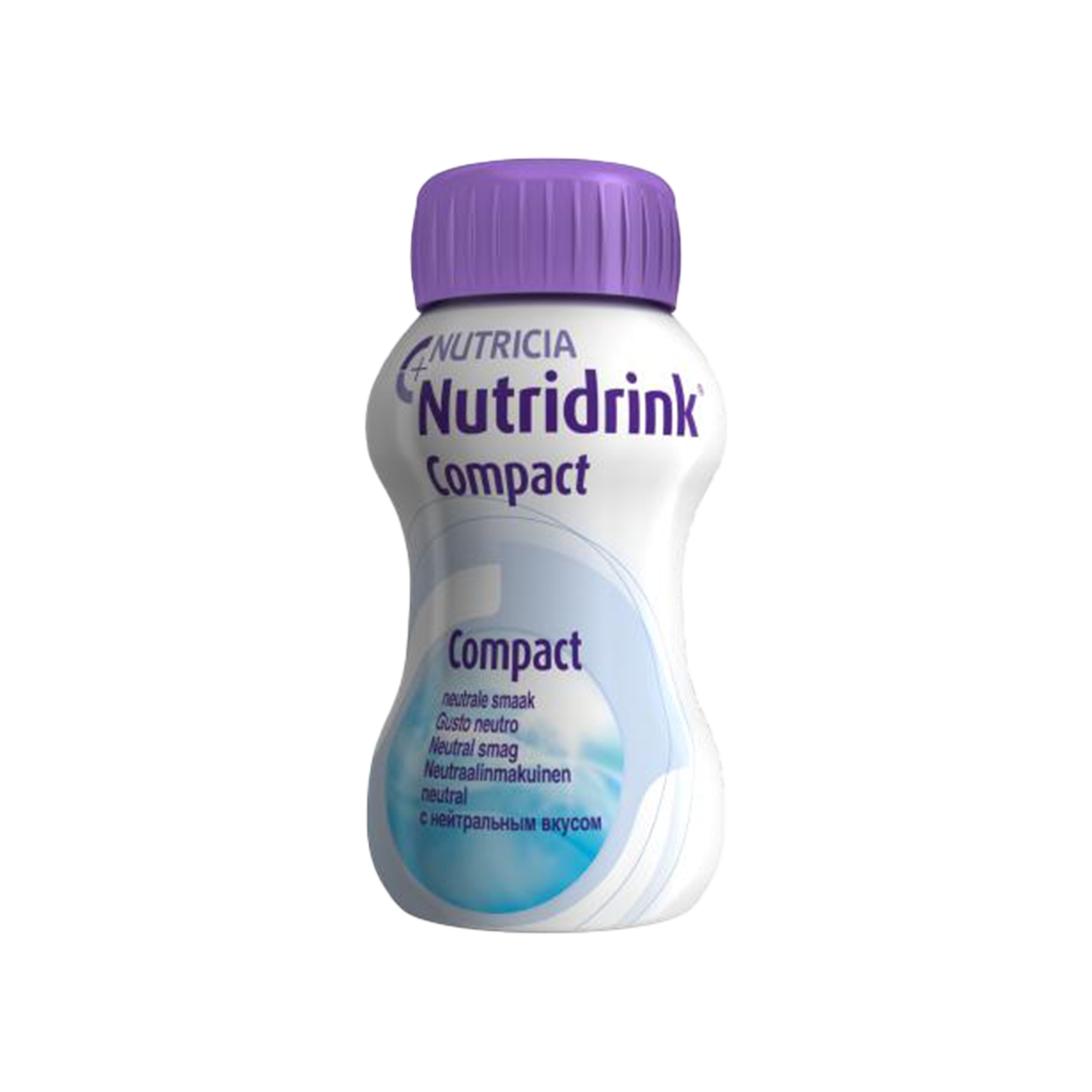Nutridrink Compact neutro 48x Bottiglia 125 ml | Nutricia