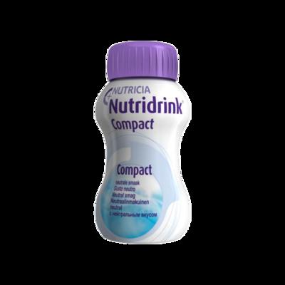 Nutridrink Compact neutro 4 bottiglie