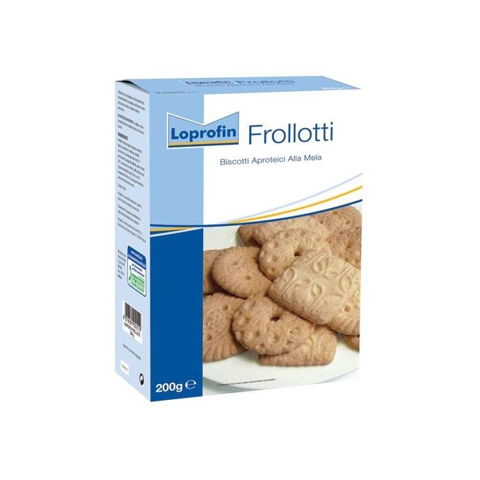 Loprofin Frollotti biscotti alla mela scatola da 200g | Nutricia