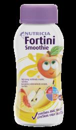 Fortini Smoothie multifibre frutti gialli 4  bottigliette