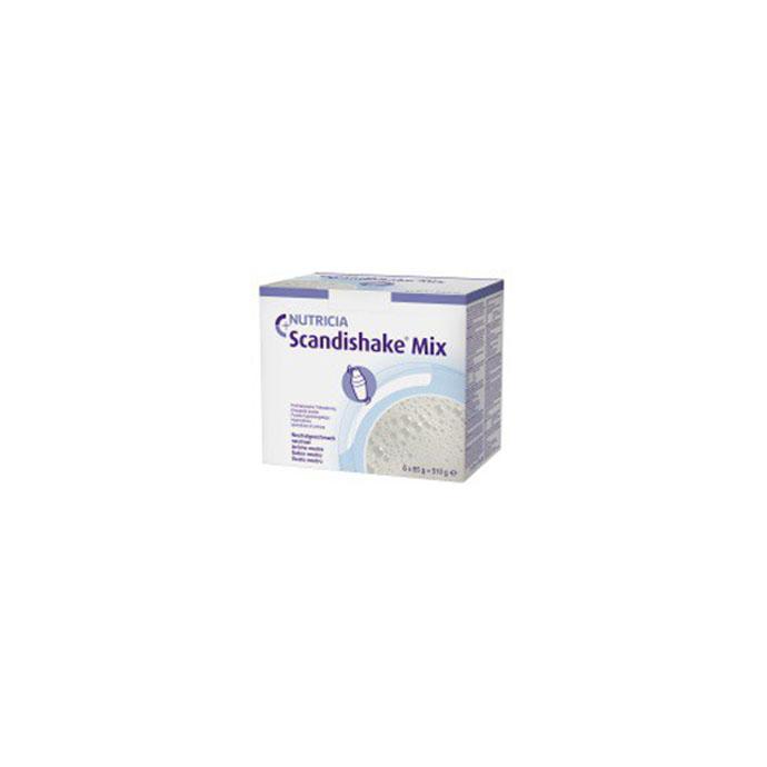 Scandishake Neutro Scatola da 6 buste da 85 g | Nutricia
