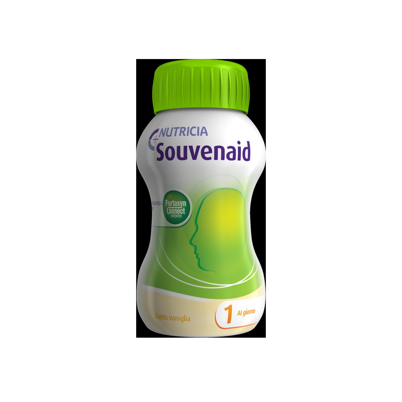 Souvenaid Vaniglia 48x Confezione 125 ml | Nutricia
