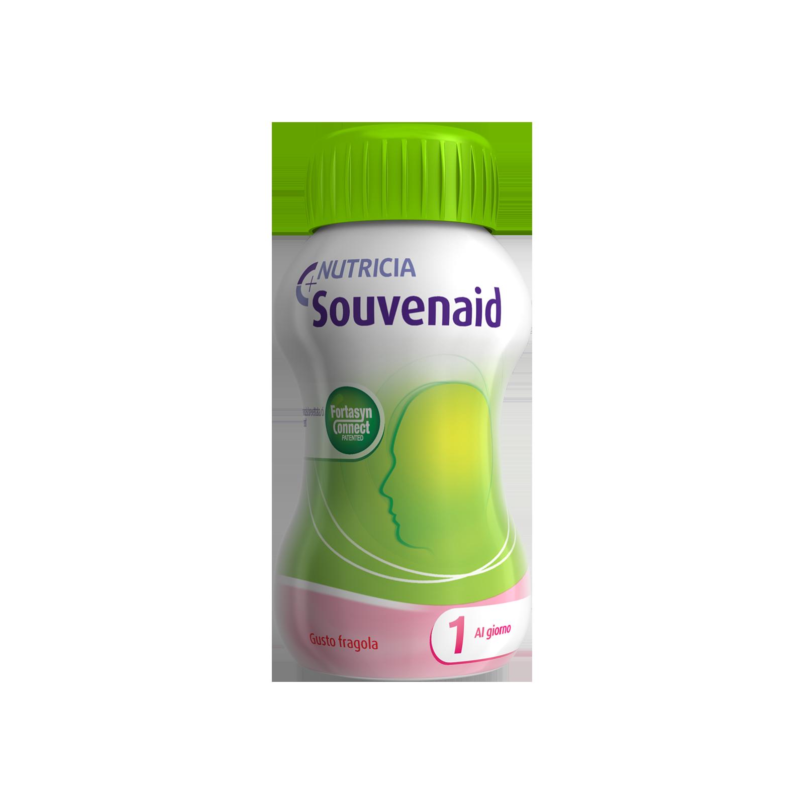 Souvenaid Fragola 96x Confezione 125 ml | Nutricia