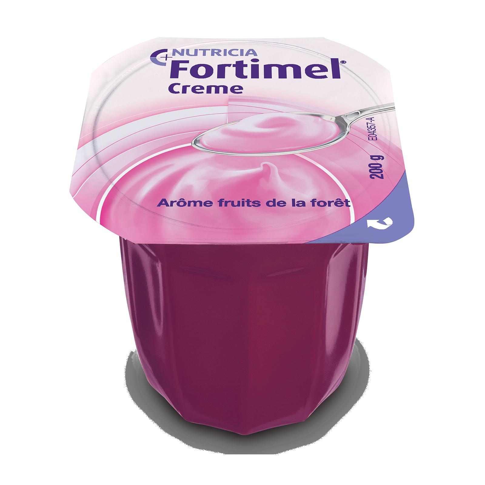 Fortimel Creme Frutti di Bosco 4x Vasetto 125 g   Nutricia
