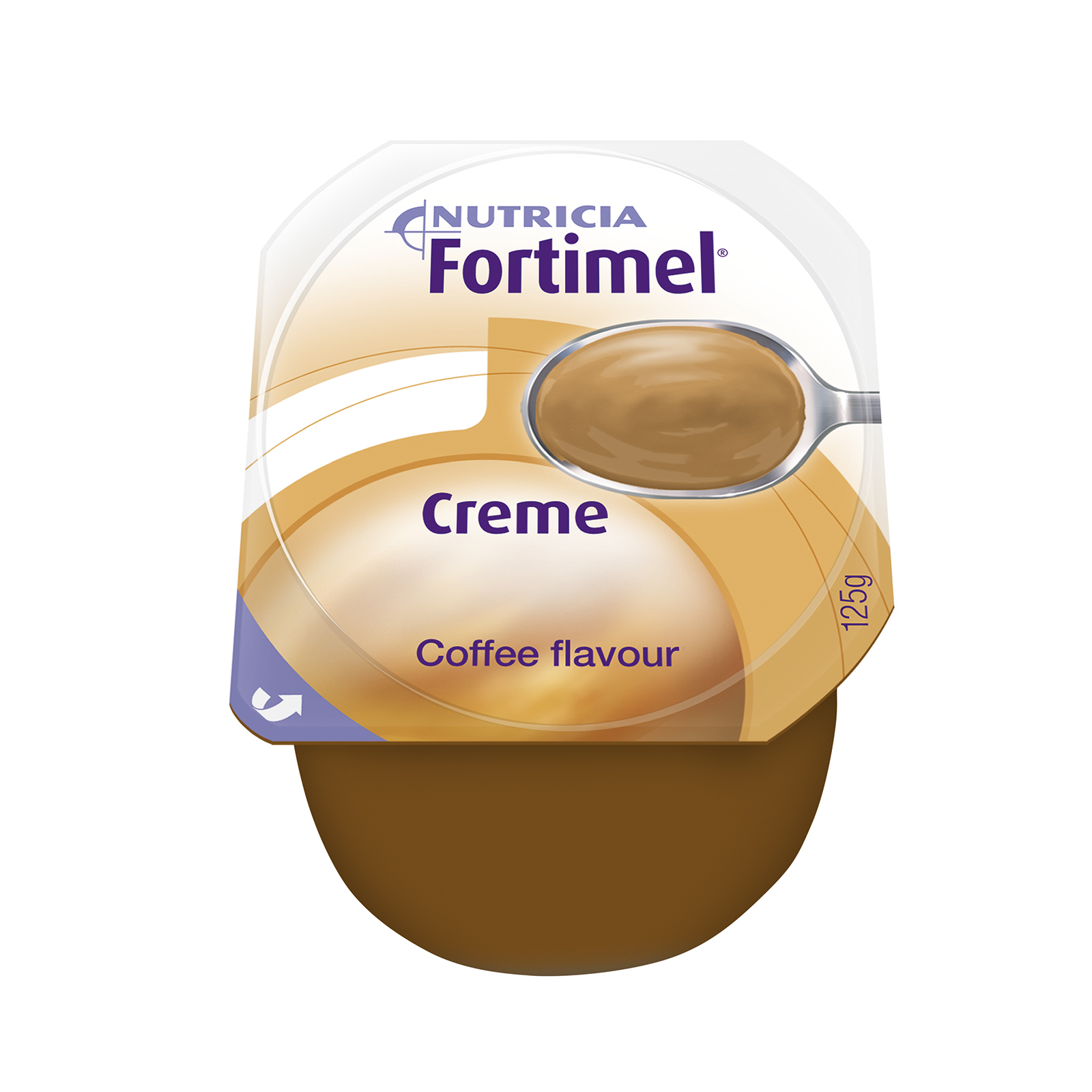 Fortimel Creme caffè 4x Vasetto 125 g | Nutricia