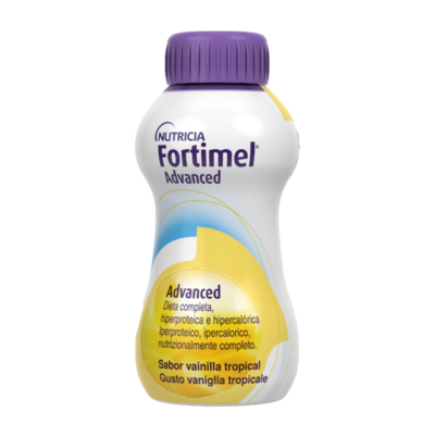 Fortimel Advanced Vaniglia tropicale