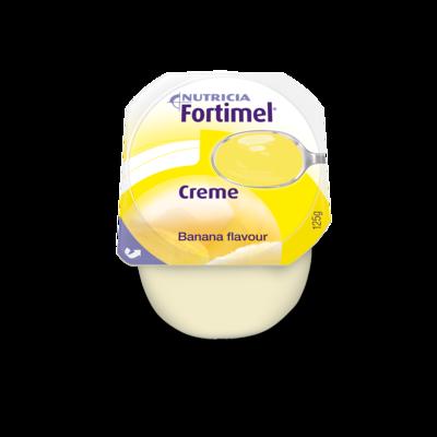 Fortimel Creme banana 4 vasetti