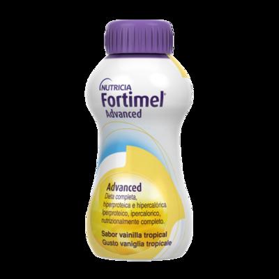 Fortimel Advanced Vaniglia tropicale 24 BOTTIGLIETTE