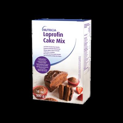 Loprofin Cake mix al cioccolato 1 scatola