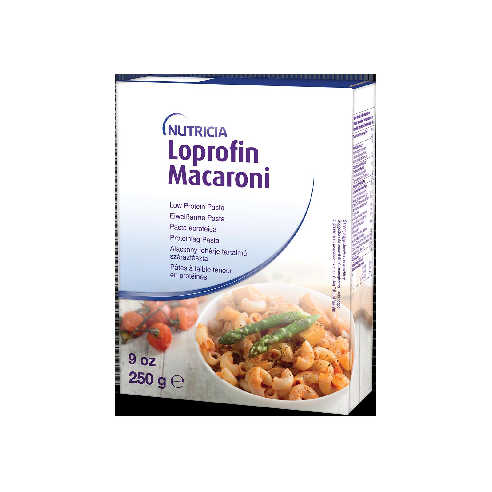 Loprofin Pasta Ave Storte scatola da 250g | Nutricia